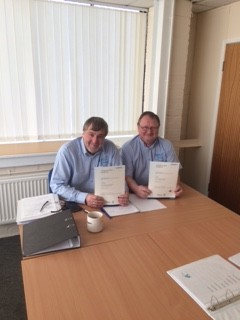 Two new Verifiers at Seta Engineering